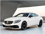 Mercedes-Benz C63 S AMG Coupe 2019
