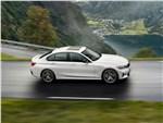 BMW 3 series - BMW 3-Series 2019 вид сбоку сверху