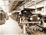 Производство Ford Генри Форда