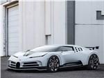 Bugatti Centodieci - Bugatti Centodieci 2020 вид спереди