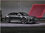 Audi RS6 - Audi RS6 Avant 2020 вид спереди сбоку