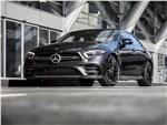 Mercedes-Benz CLS53 AMG 2019 вид спереди