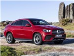 Mercedes-Benz GLE Coupe - Mercedes-Benz GLE Coupe 2020 вид спереди