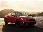Subaru WRX - Subaru WRX 2018 вид спереди
