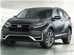 Honda CR-V 2020 вид спереди