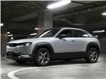 Mazda MX-30 - Mazda MX-30 2021 вид спереди
