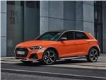 Audi A1 Citycarver - Audi A1 Citycarver 2020 вид спереди сбоку