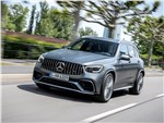 Mercedes-Benz GLC AMG - Mercedes-Benz GLC63 S AMG 2020 вид спереди