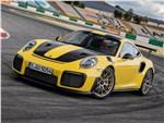 Porsche 911 GT2 RS - Porsche 911 GT2 RS 2018 вид спереди