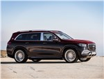Mercedes-Benz GLS Maybach - Mercedes-Benz GLS 600 Maybach 2021 вид сбоку