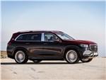 Mercedes-Benz GLS 600 Maybach 2021 вид сбоку