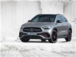 Mercedes-Benz GLA-Class - Mercedes-Benz GLA 2021 вид спереди