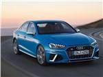 Audi S4 - Audi S4 TDI 2020 вид спереди