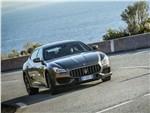 Maserati Quattroporte - Maserati Quattroporte 2019 вид спереди