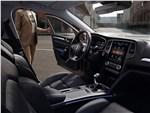 Renault Megane 2020 салон