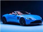 Aston Martin Vantage Roadster - Aston Martin Vantage Roadster 2021 вид спереди