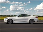BMW 4 series - BMW 4-Series Coupe 2021 вид сбоку
