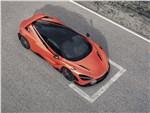 McLaren 765LT (2021) вид сверху