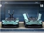 Aston Martin Valkyrie Spider (2022)