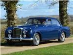 Bentley S2 в цвете Oxford Blue