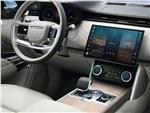 Land Rover Range Rover - Land Rover Range Rover (2021) салон