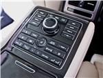 Hyundai Equus - Hyundai Equus 2013 центральная консоль