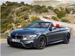 BMW M4 Convertible 2014