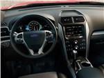 Ford Explorer - Ford Explorer 2015 водительское место