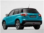 Suzuki Vitara 2015 вид сзади