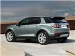 Land Rover Discovery Sport - Land Rover Discovery Sport 2015 вид сзади сбоку