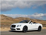 Bentley Continental GTC -