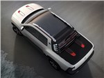 Renault Duster Oroch concept 2014 вид сверху