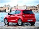 Opel Karl - Opel Karl 2015 вид сбоку сзади