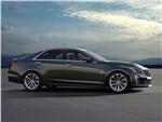 Cadillac CTS-V - Cadillac CTS-V 2016 вид сбоку