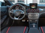 Mercedes-Benz CLA Shooting Brake - Mercedes-Benz CLA Shooting Brake 2016 водительское место
