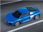 Audi R8 - Audi R8 2016 вид сверху