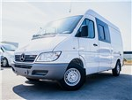 Mercedes-Benz Sprinter Classic Mixto 2015 вид спереди