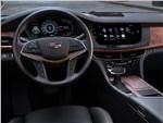 Cadillac CT6 - Cadillac CT6 2016 водительское место