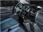 Fiat Scudo - Fiat Scudo Cargo 2014 салон