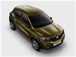 Renault Kwid 2016 вид сверху