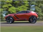 Nissan Gripz Concept 2015 вид сбоку