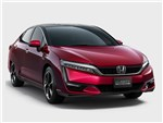 Honda Clarity Fuel Cell - Honda Clarity Fuel Cell 2016 вид спереди