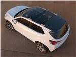 Subaru VIZIV Future Concept 2015 вид сзади сверху