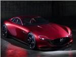 Mazda RX-Vision Concept 2015 вид спереди