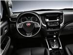 Fiat Fullback - Fiat Fullback 2016 салон