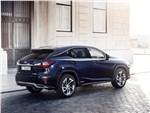 Lexus RX 2016 вид сзади