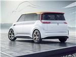 Volkswagen Budd-e Concept 2016 вид сзади