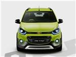 Chevrolet Beat Activ concept 2016 вид спереди