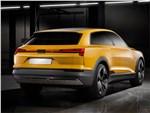 Audi h-tron quattro Concept 2016 вид сзади