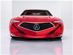 Acura Precision concept 2016 вид спереди